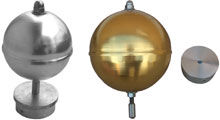 Ball Finial Styles