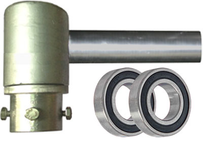 Rotating Bearing Bushing