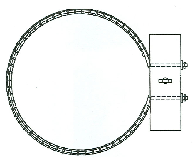 Flagpole Ring Assemblies
