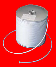 Rope, Cable, Plastic Chain for flagpoles